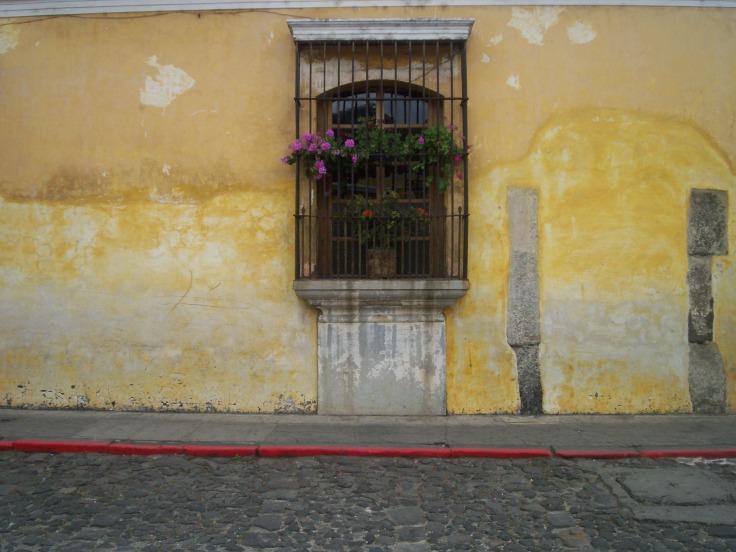 Calles de Antigua, Guatemala