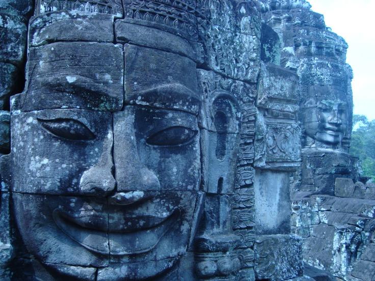 1. Angkor Wat, Camboya