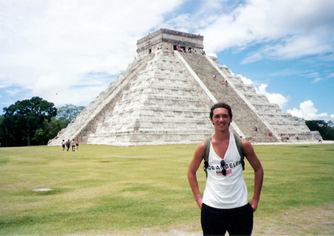3. Chichen Itza, Mexico