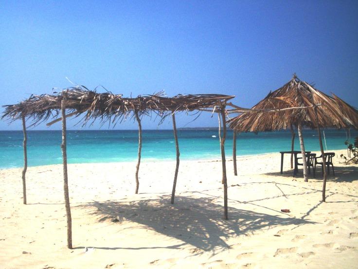 3. Playa Blanca, Colombia
