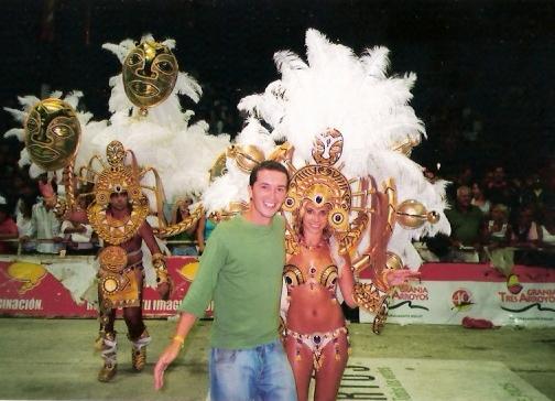 Carnaval a mil