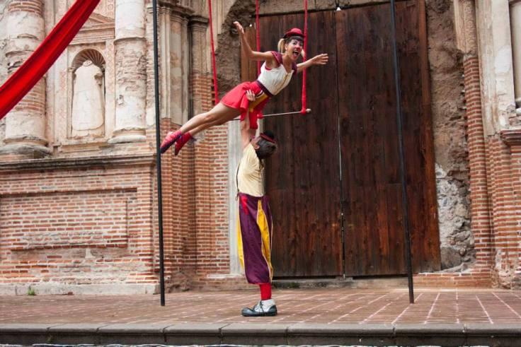 Circo en Kombi 2