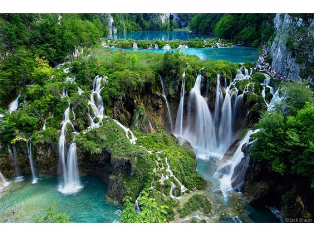 Parque Plitvice Croacia