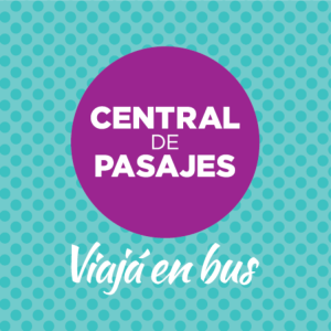 central de pasajes