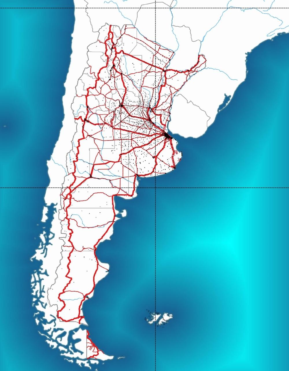 Rutas Nacionales