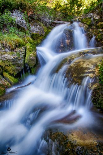 Larga exposición agua