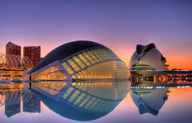 Ciudad de las artes y las ciencias Valencia www.lasprovincias.es