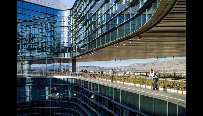 Oficinas de Samsung en Sillicon Valley, diario El comercio, Peru