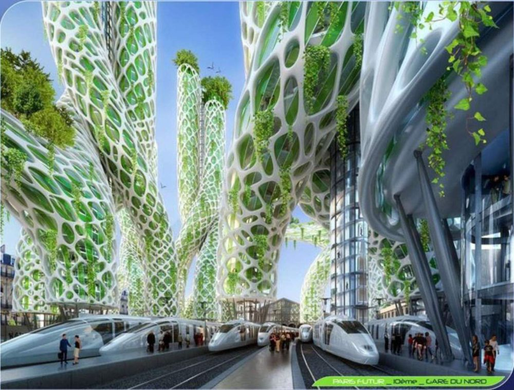 Proyecto de Paris en 2050